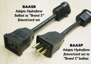 Adapter Brand H to S