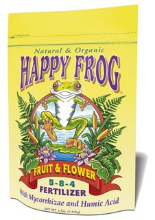 Happy Frog Fruit & Flower