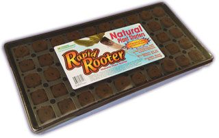 Rapid Rooter Tray - 50 cell tr