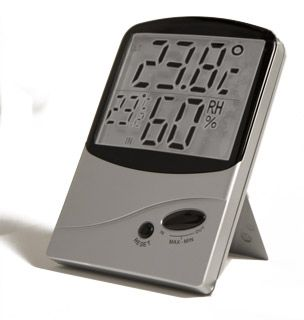 ActiveAir HygrometerThermometer